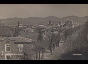 Bulgarien 1931 Ansichtskarte Nowa Zagora