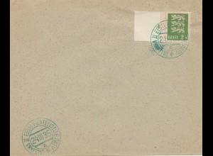 Estland: Esti Filatelistide 1935