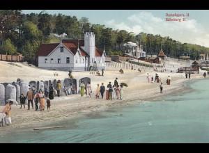 Estland: Ansichtskarte Edinburg II