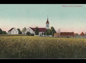 Estland: Ansichtskarte Wönnu