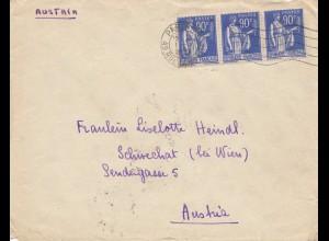 Frankreich: 1939: Paris nach Österreich