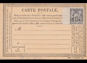 Frankreich:Carte Postale 61 II