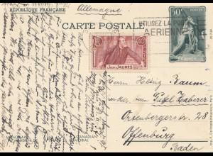 Frankreich: Ansichtskarte Memorial Canadien