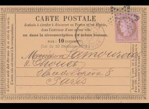 Frankreich: 1874: Paris