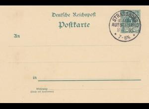 Frankreich: 1895: Strasbourg Ausstellung