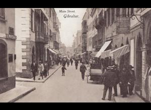 Gibraltar: Ansichtskarte