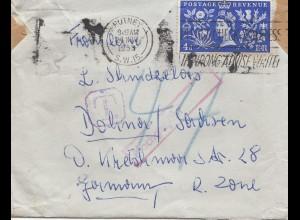 England: 1953: Putney nach Sachsen-Deutschland