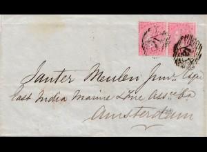 England: 1859: London nach Amsterdam