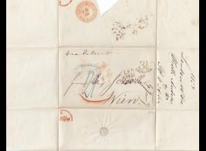 England: 1854: London nach Wien