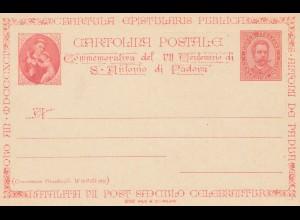 Italien: Cartolina Postale - Ganzsache