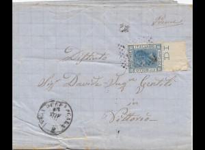 Italien: 1870: Verona nach Vittorio