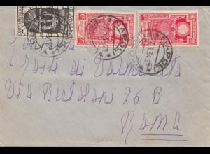 Italien: 1934: Napoli nach Roma