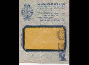 Italien: 1915: Milano
