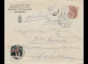 Niederlande: 1929: Nunspeet in die Schweiz