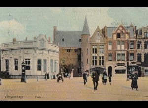 Niederlande: 1909 Ansichtskarte S'Gravenhage