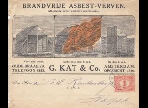 Niederlande: 1913: Brandvjije Abest Verven