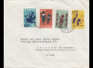 Niederlande: 1963 Amsterdam nach Zwickau