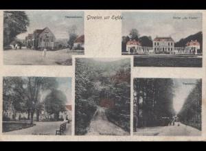 Niederlande: 1920: Ansichtskarte Groeten nach Haarlem