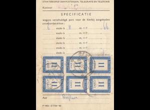 Niederlande: 1963: Bestätigung