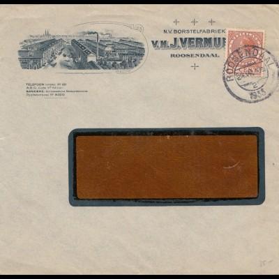 Niederlande: 1933: Roosendaal