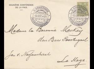 Niederlande: 1907: Gravenhage nach La Haye