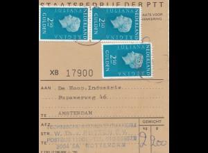 Niederlande: 1980: Amsterdam/Rotterdam