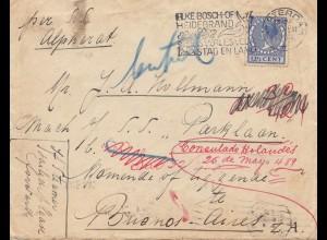 Niederlande: 1939: Amsterdam nach Buenos Aires