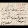 Niederlande: 1831: Amsterdam nach Liverpool - Valparaiso/Chile