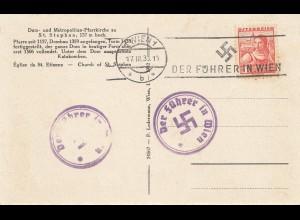 Österreich: 1938: Der Führer in Wien