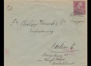 Österreich: 1915: Wien nach Berlin-überprüft