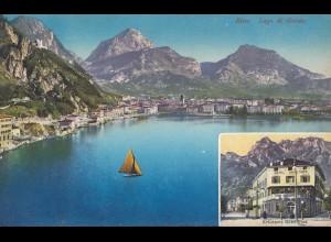 Österreich: Ansichtskarte Riva
