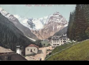 Österreich: Ansichtskarte Trafoi