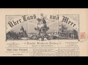 Österreich: 1893/94 auf Illustrierten Teil: Land und Meer: