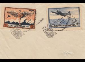 Polen: 1921: Aero Targ Poznan