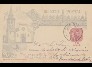 Portugal: 1893 Luso