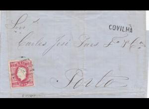 Portugal: 1872 Porto - Covilha