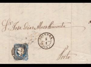 Portugal: 1854: Colmbra nach Porto