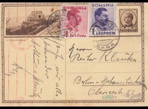 Rumänien: 1940: Ploestii nach Berlin, Zensur