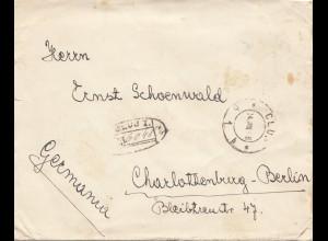 Rumänien: 1926: Cluji nach Berlin