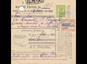 Rumänien: 1913 Biroul-Autorizat