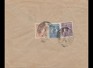 Rumänien: 1924: Brief nach Berlin