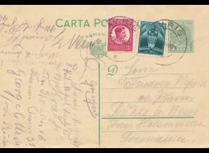 Rumänien: 1934: Avrig nach Bühl a. Weser