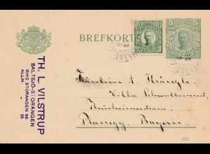 Schweden: 1914: Saltsjö-SiOrängen
