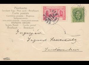 Schweden: 1905: Sandöverken