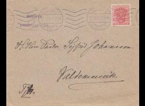 Schweden: 1913: Lidköping