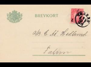 Schweden: 1918: Tranas