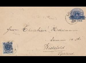 Schweden: 1890: Lund nach Bielefeld