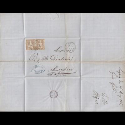 Schweiz: 1867: Lugano