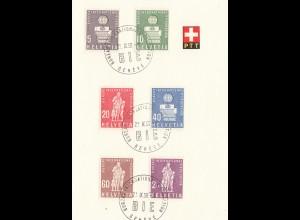 Schweiz: 1958: Genf