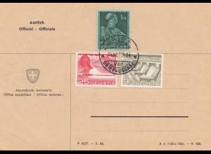 Schweiz: 1959: Zürich